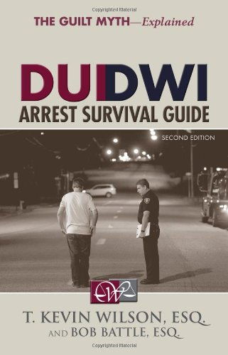FREE Virginia DUI/DWI Arrest Survival Guide!
