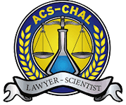 Logo Recognizing The Wilson Law Firm's affiliation with ACS CHAL Lawyer Scientist