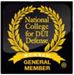 Logo Recognizing The Wilson Law Firm's affiliation with National College for DUI Defense